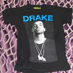 Drake 2013 official touring T-shirt